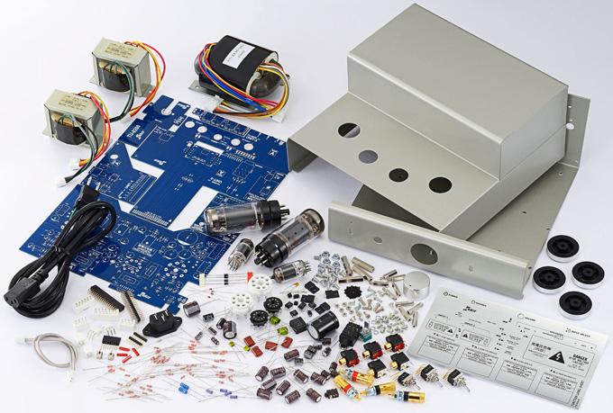 Elekit TU-8200 Parts