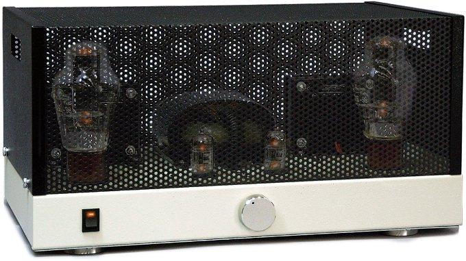 Elekit TU-8300R Stereo Tube Amplifier Kit - 300B