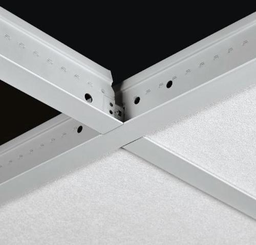 2 ft x 2 in Armstrong 1 1/2 in Co-Extruded Clean Room Cross Tee / White - 7927