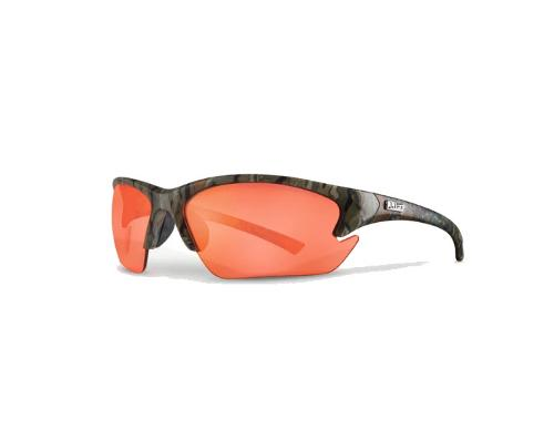 LIFT Safety Quest Safety Glasses - Camo Frame/Amber Lens