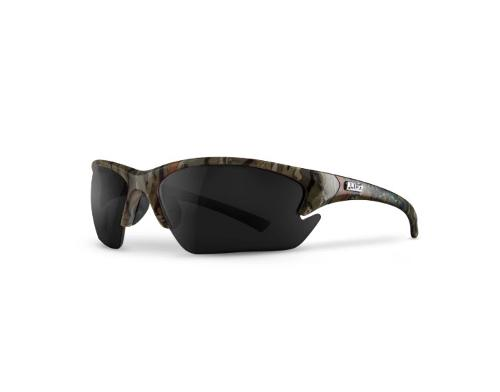 LIFT Safety Quest Safety Glasses - Camo Frame/Smoke Lens