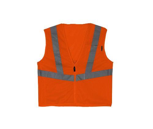 LIFT Safety Viz-Pro 1 Vest / Orange - XL