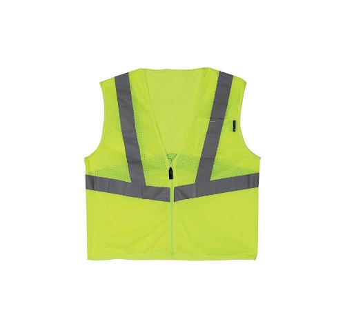 LIFT Safety Viz-Pro 1 Vest / Yellow - 2 XL