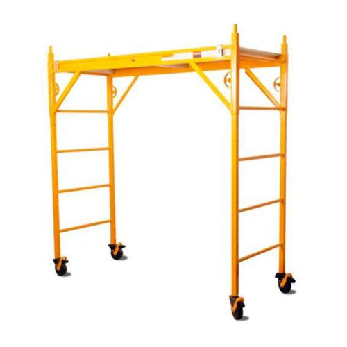 6 ft Nu-Wave 660 Classic Scaffold w/ PC5B-S Casters