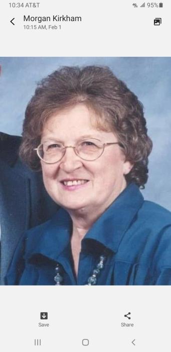Sandra Eilene Kirkham