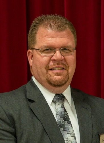 Photo of DONALD M. CONLEY - Manager of Smith-Moore-Ebright Funeral Home, Embalmer and Funeral Director