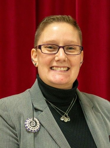 Photo of JEN EBRIGHT - Embalmer and Funeral Director, Aftercare Coordinator