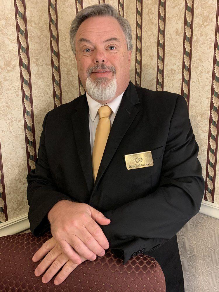 Photo of Dan Hatmaker - Apprentice Funeral Director/ Apprentice Embalmer / Licensed Preneed Sales Agent