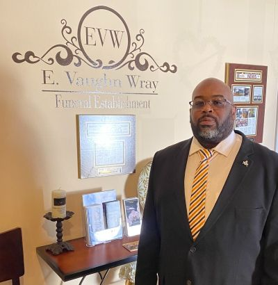 Photo of Rickey Sample - Family Service Support/Cremation Specialist