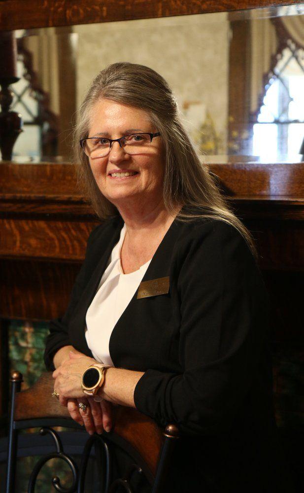 Photo of Kathy Jones - Owner/Office Administrator