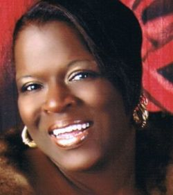 Photo of April Lewis Gray - Resident Vocalist