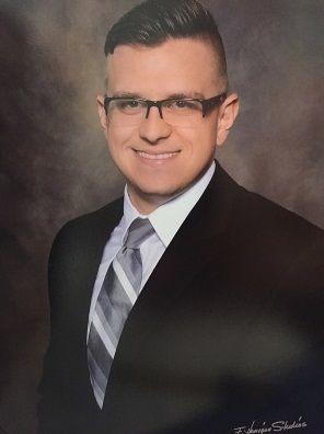 Photo of Marc J. Zmijowski - Licensed Funeral Director