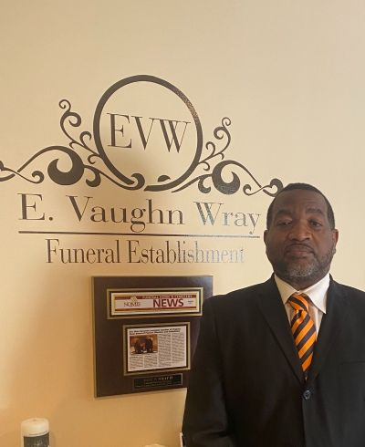 Photo of Louis Hilliard - Senior Funeral Service Support