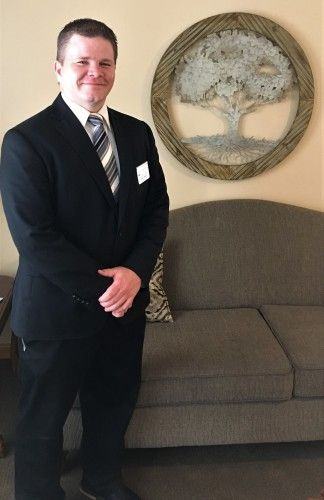Photo of MATT SMITH - Manager/ Funeral Director