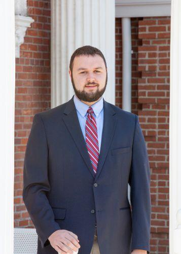 Photo of Evan Peters - Funeral Director