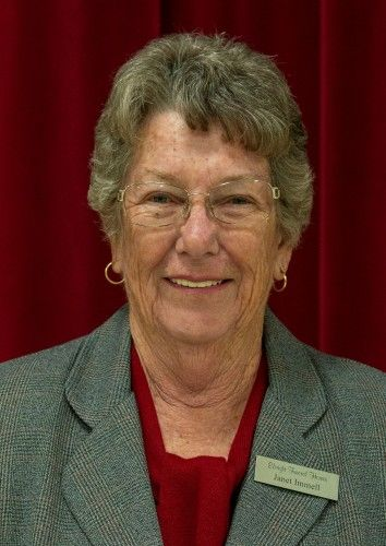 Photo of JANET IMMELL - Support Staff
