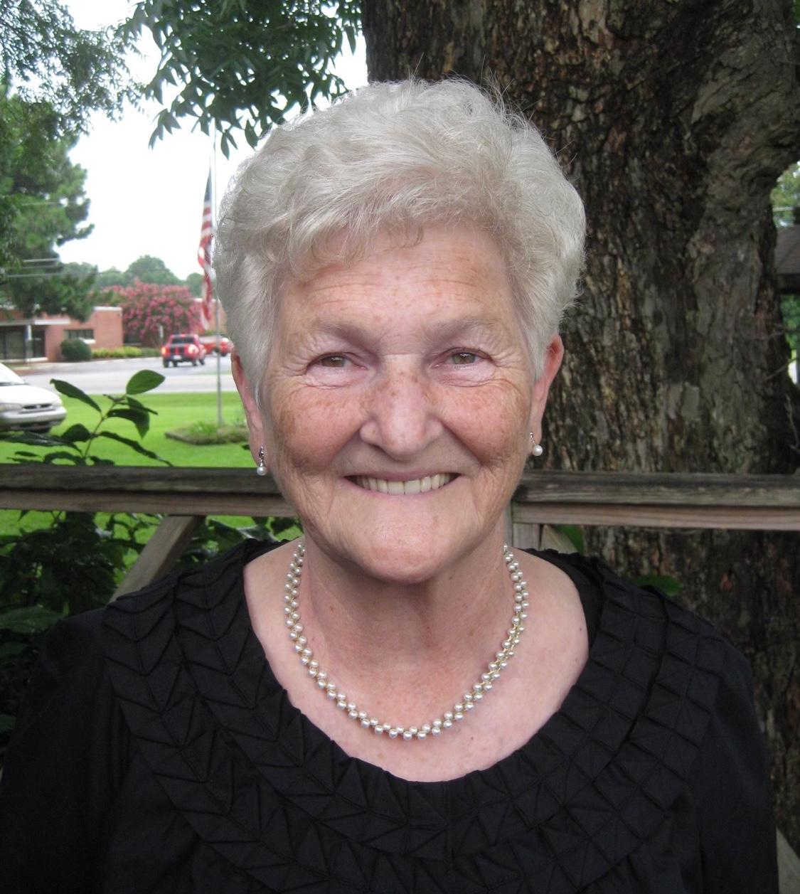 Nancy Mabe Leverette