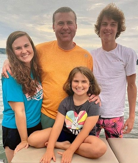 Photo of The Weigel Family - Travis, Eva, Trent & Lucy