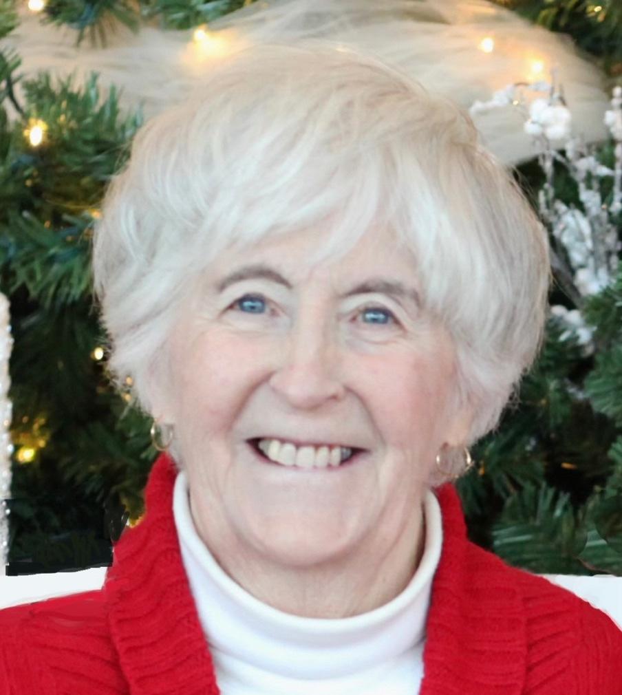 Patricia  Gail Baxter