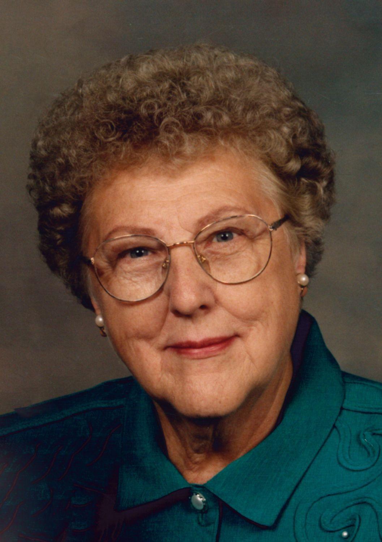 Ruth Van Maanen
