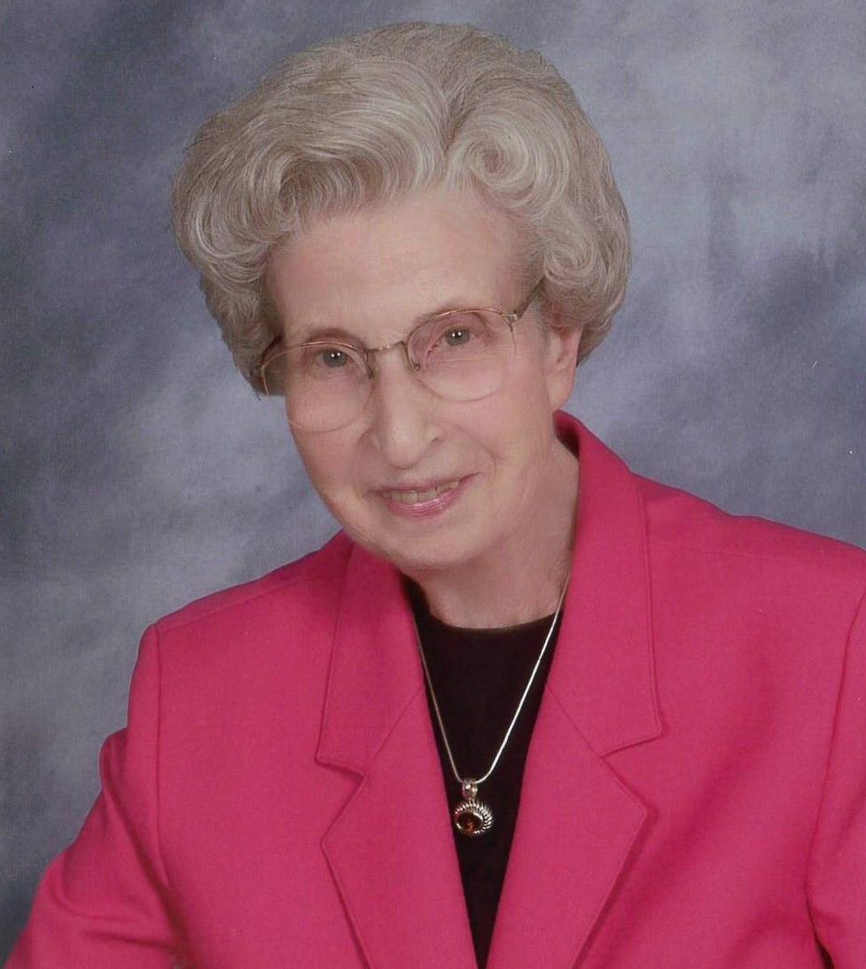 Jessie Ruth Angel
