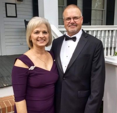 Photo of Eddie and Sharon Watson - Funeral Director and Funeral Attendant