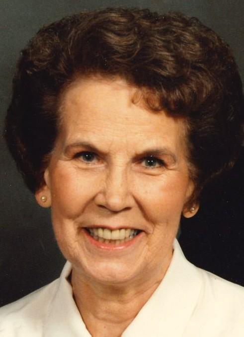 Mary Robinson Lewis