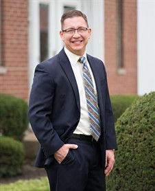 Photo of John E. Dovin - Owner/Licensed Funeral Director and Embalmer