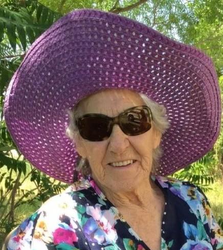 Betty  Mott Hamblin