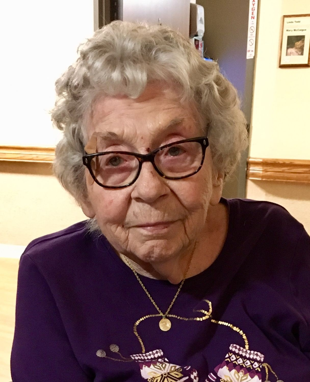Virginia M. Meyers