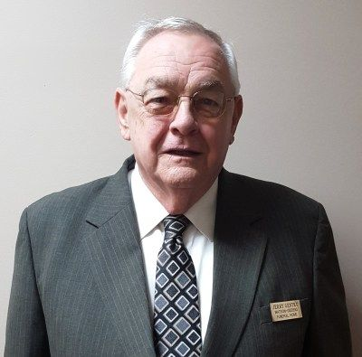 Photo of Jerry Gentry - Funeral Attendant