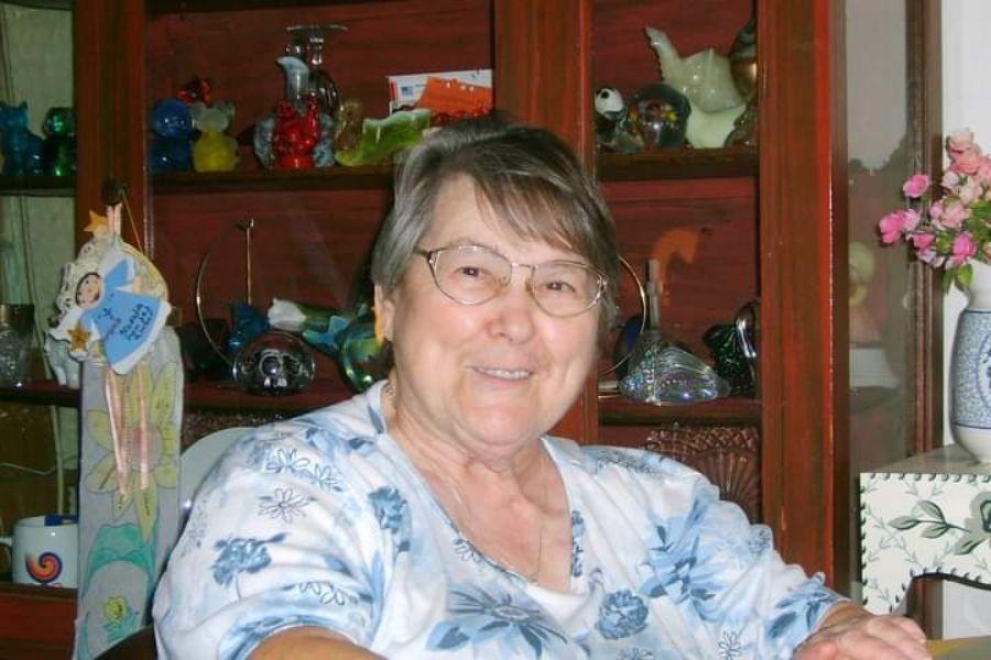 Gloria Bell (Mellott) Rinker