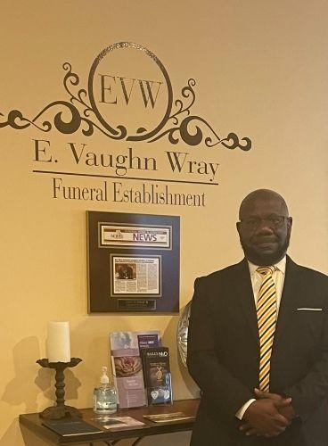 Photo of Ed Turner - Senior Vice President - Franklin