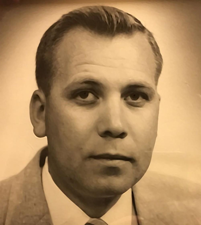 """James """"Jim""""  Lewis Olsen"""