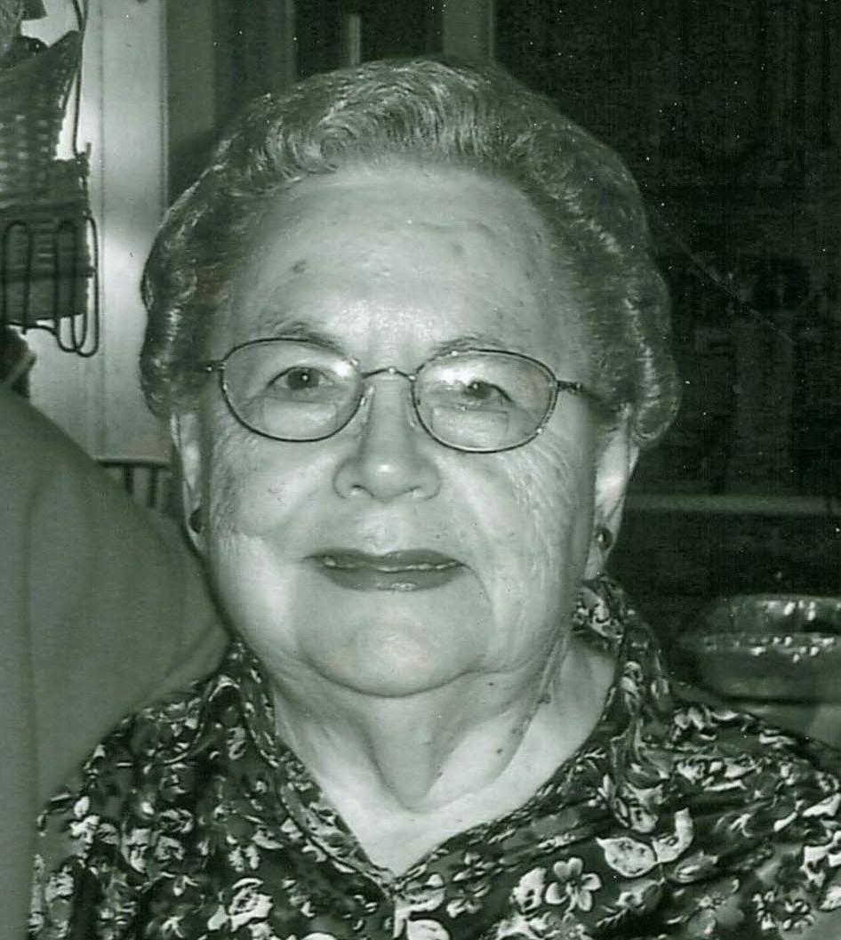 Mary Emma Delk Crocker