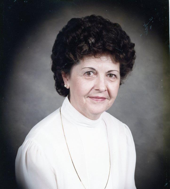 Louise  Stewart Woodall
