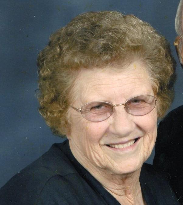 Mildred  Lee Blackmon