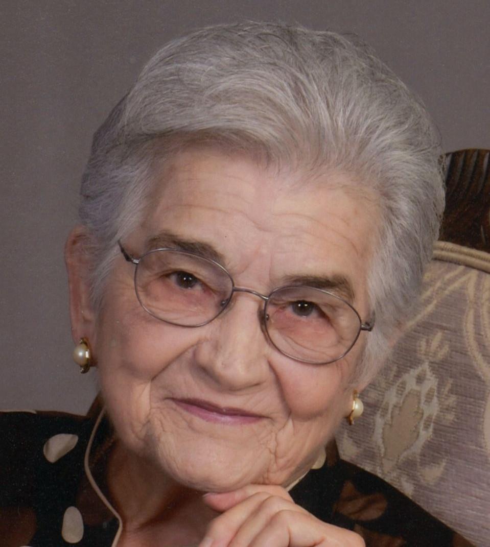 Hilda McCall