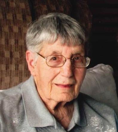 Myrtle J. (Krouse) Dinger
