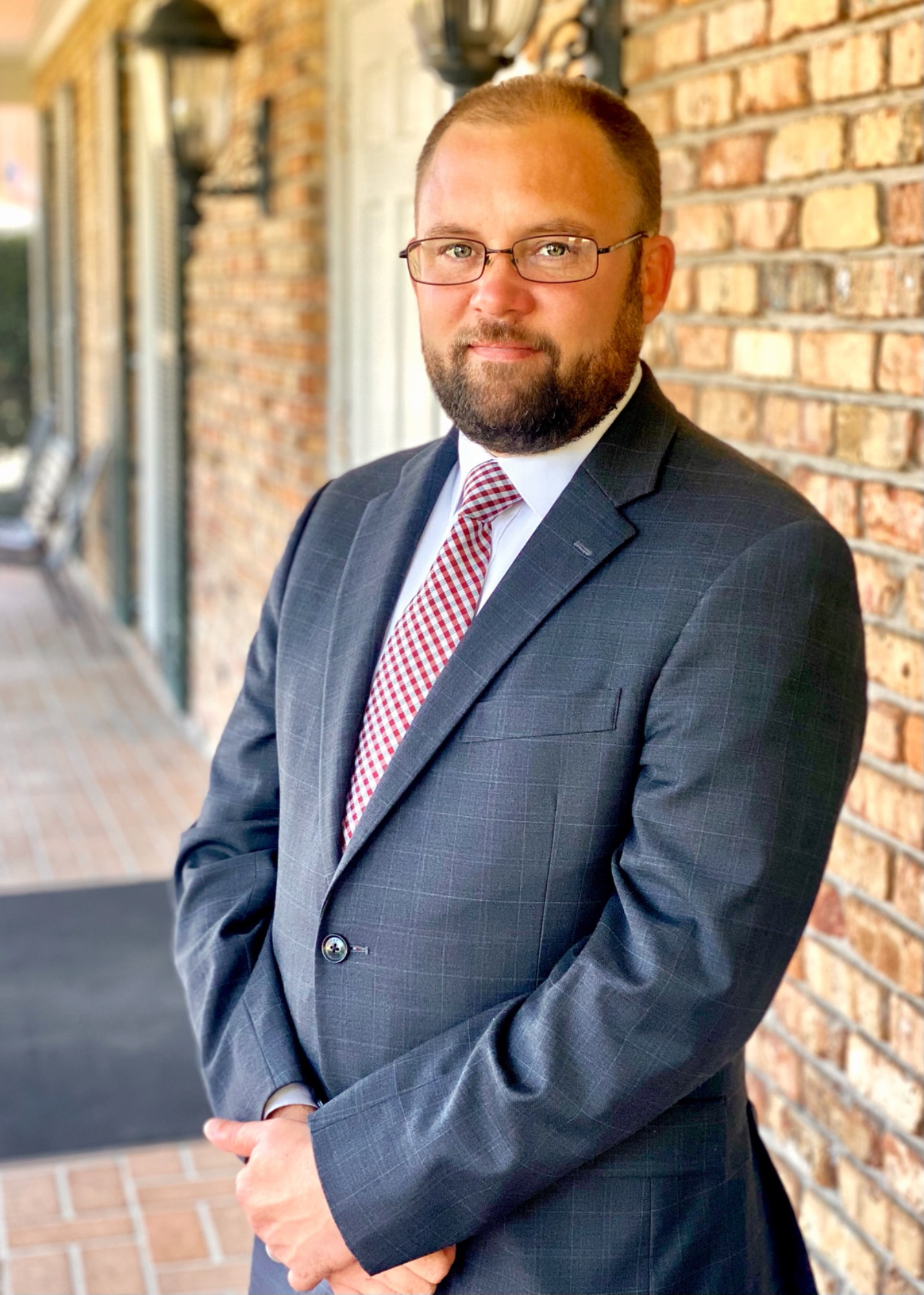 Photo of David R. Credeur - Funeral Director