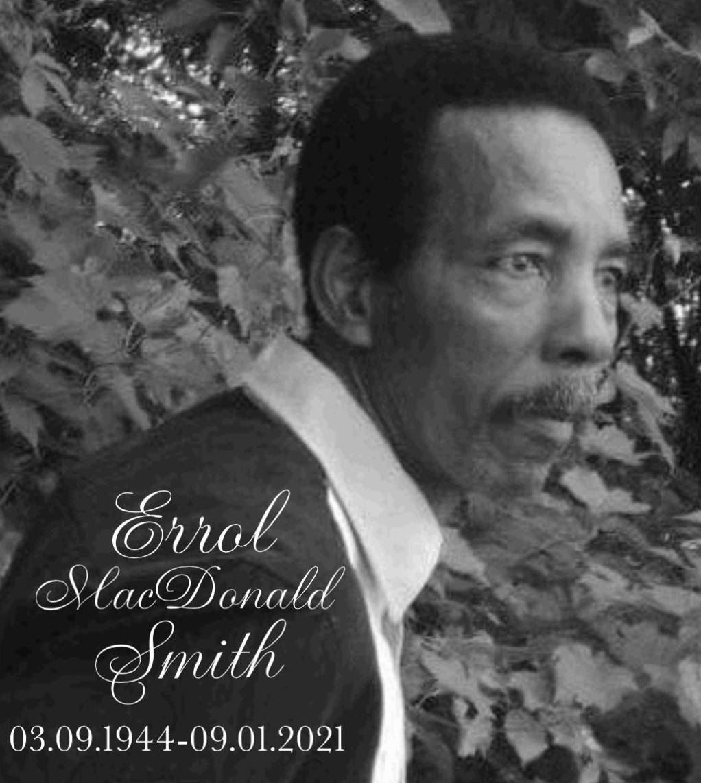 Errol MacDonald Smith