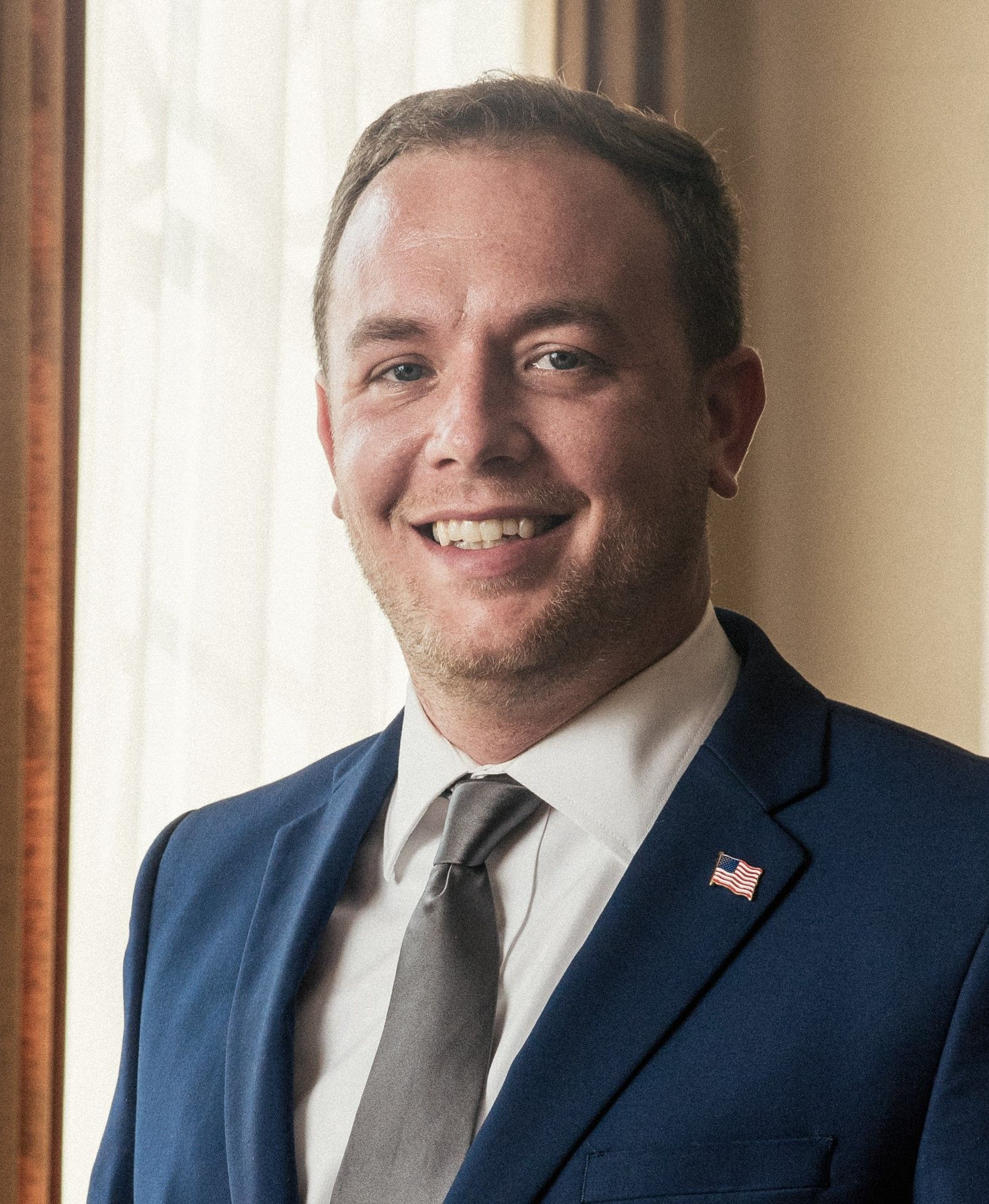 Photo of Heath Himes - Funeral Director's Assistant