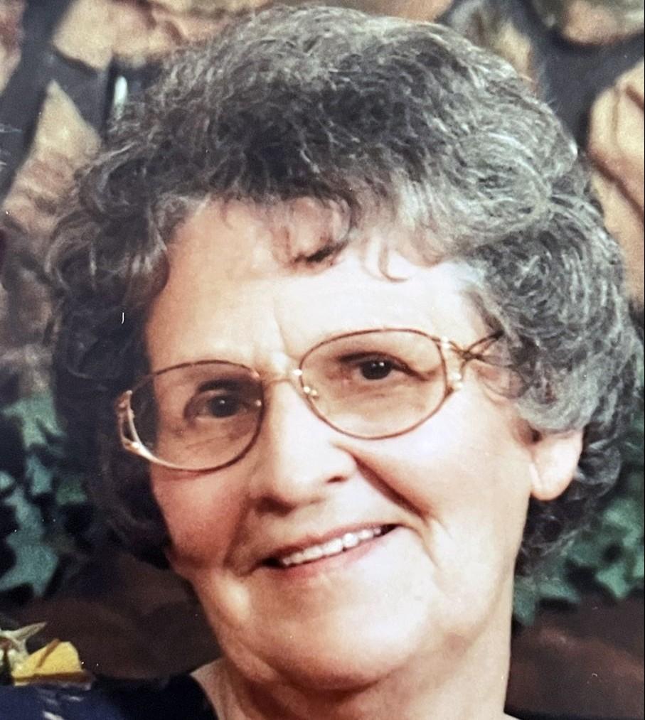 Mary  LaNon Rowley Fowles
