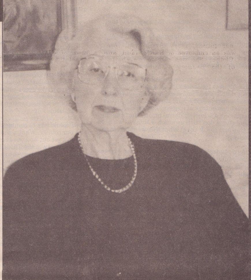 Marie McKenzie Little