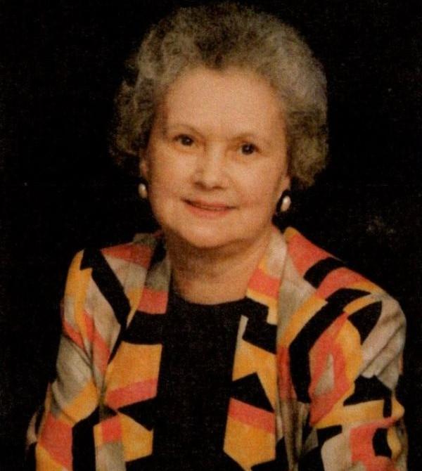 Bertha Darlis Courtney