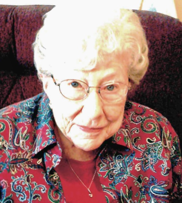 Marjorie Pauline Kendall