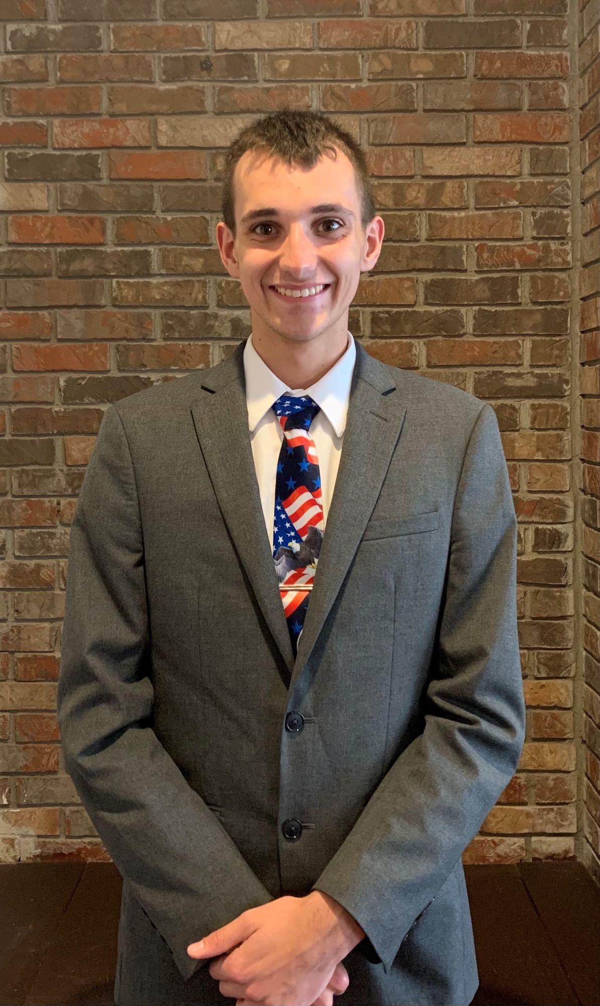 Photo of Hayden Allen - Funeral Assistant