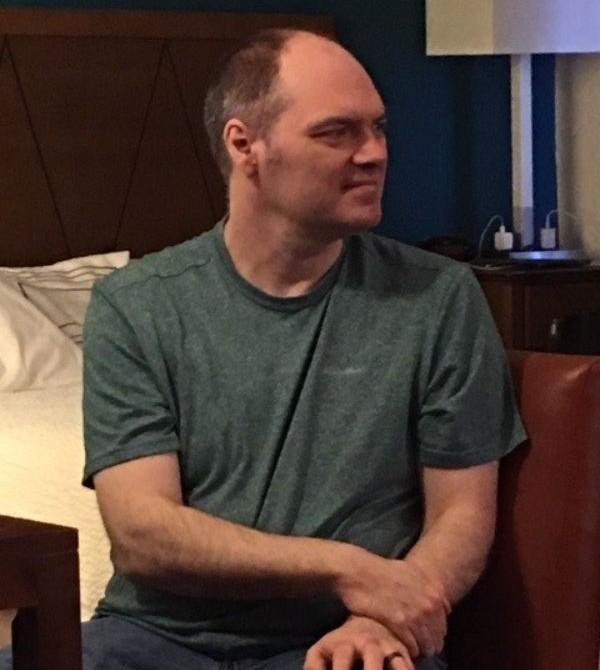 Bryan Patrick Wheeler