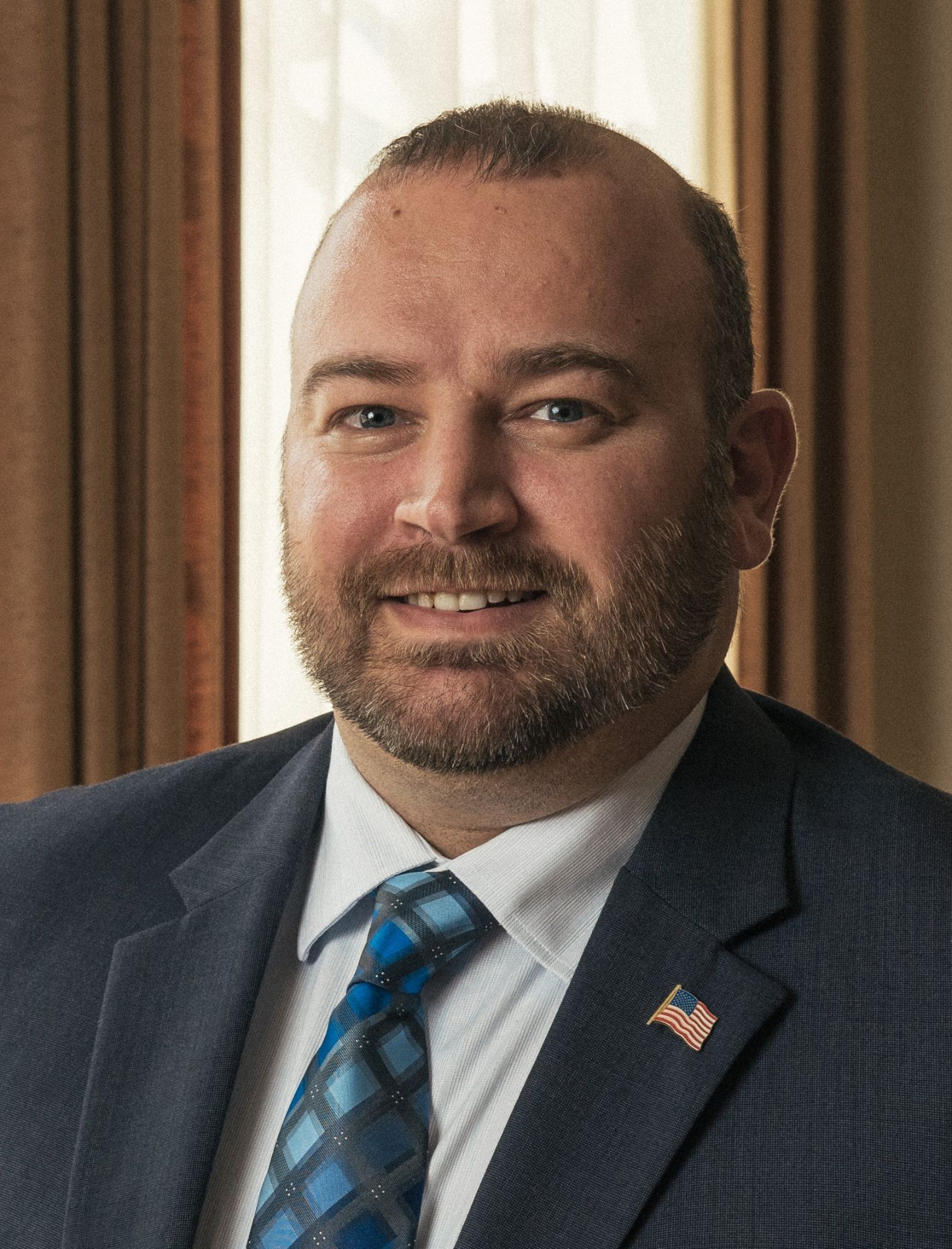 Photo of Garrett Lee Anderson - Owner/Supervisor/Funeral Director