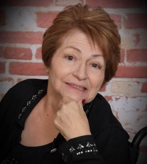 Mrs. Anna Palos Resident of Lubbock